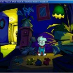 Скриншот Pajama Sam 3: You Are What You Eat from Your Head to Your Feet – Изображение 2