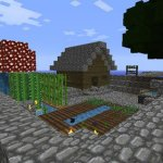 Скриншот SkyBlock - Mini Survival Game in Block Sky Worlds – Изображение 3