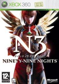Обложка Ninety-Nine Nights
