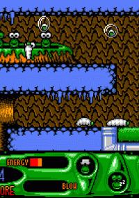 Steg the Slug – фото обложки игры