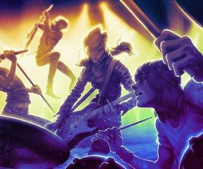 Анонсирована Rock Band 4