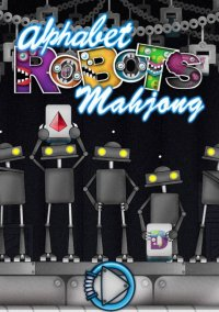 Обложка Alphabet Robots Mahjong