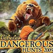 Обложка Cabela's Dangerous Hunts 2009