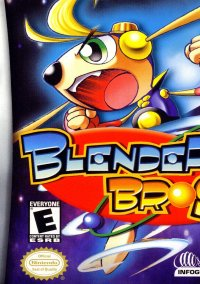 Обложка Blender Bros.