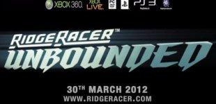 Ridge Racer Unbounded. Видео #4