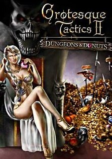 Grotesque Tactics 2: Dungeons& Donuts