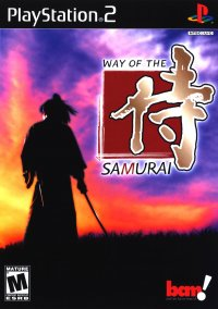 Обложка Way of the Samurai