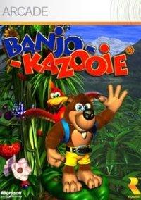 Обложка Banjo-Kazooie