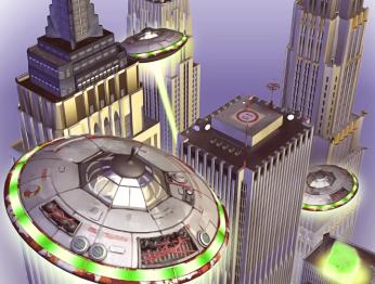 Эволюция Катастрофы От первой до последней SimCity