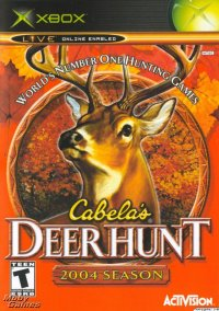 Обложка Cabela's Deer Hunt: 2004 Season