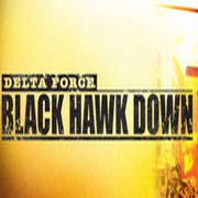 Обложка Delta Force: Black Hawk Down