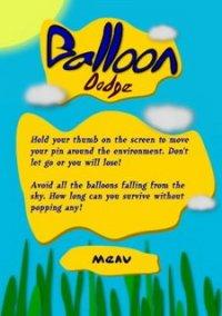 Обложка Balloon Dodge