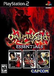 Обложка Onimusha Essentials