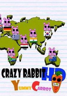 Crazy Rabbit: Yummy Carrot