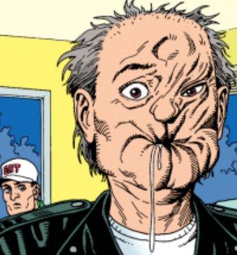 Жестокие и отвратительные сцены из комикса Preacher