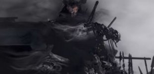 Nioh. Релизный трейлер DLC Dragon of the North