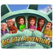 Обложка Big City Adventure: New York City