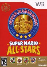 Обложка Super Mario All-Stars Wii