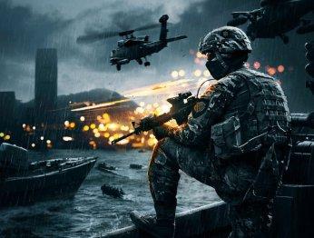 Рецензия на Battlefield 4 (мультиплеер)