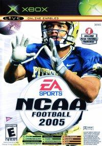 NCAA Football 2005 / Top Spin Combo – фото обложки игры