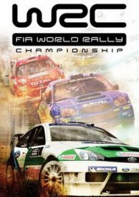 Обложка World Rally Championship