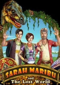 Обложка Sarah Maribu and the Lost World