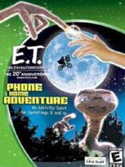 Обложка E.T. Phone Home Adventure