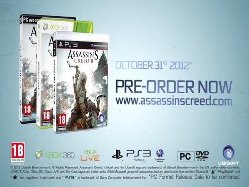 Assassins Creed III. Геймплей