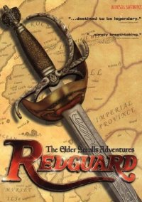 Обложка The Elder Scrolls Adventures: Redguard