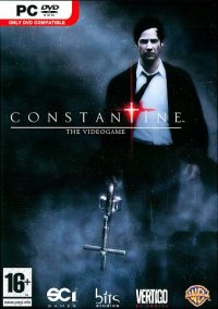 Constantine The Video Game – фото обложки игры
