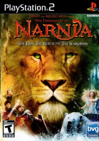 Обложка The Chronicles of Narnia: The Lion, The Witch and The Wardrobe