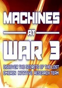 Обложка Machines at War 3