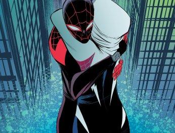 Человек-паук Майлз Моралес продолжает поиски своего отца