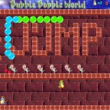 Скриншот Bubble Bobble World