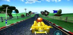 Monkey Racing. Видео #1