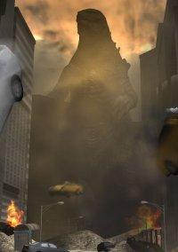 Обложка Godzilla: Strike Zone