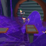 Скриншот Phineas and Ferb: Across the Second Dimension – Изображение 24