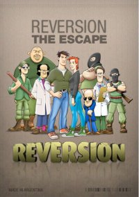 Обложка Reversion: The Escape
