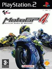 Обложка MotoGP 4
