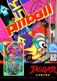 Обложка Pinball Fantasies