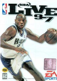 Обложка NBA Live '97
