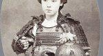 Настоящие самураи и необычные костюмы на редких старых фотографиях - Изображение 20
