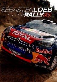 Обложка Sébastien Loeb Rally EVO