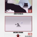 Скриншот Red Riding Hood and the Restless Wolves – Изображение 1