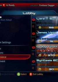 Обложка Mass Effect 3: Retaliation