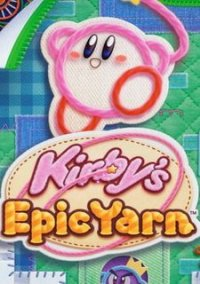 Обложка Kirby's Epic Yarn