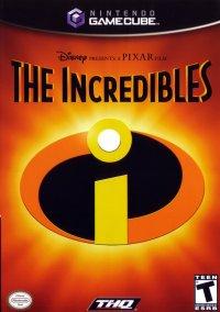 Обложка The Incredibles