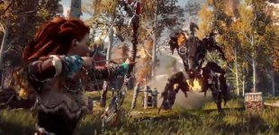 Horizon: Zero Dawn. Геймплейный трейлер с E3 2016