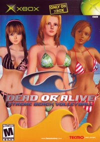 Обложка Dead or Alive: Xtreme Beach Volleyball