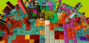 Cube & Star: An Arbitrary Love. Видео #1